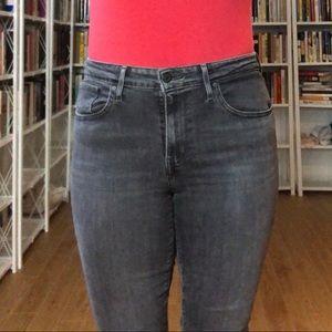 Levi's 721 High Rise Skinny Jean - B48